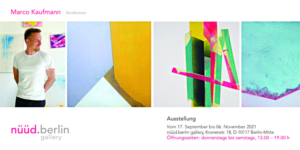 exhibition marco kaufmann nuud berlin gallery
