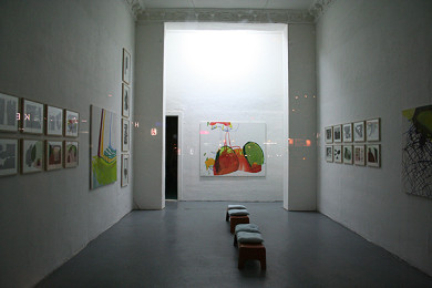 exhibitions Marco Kaufmann Berlin