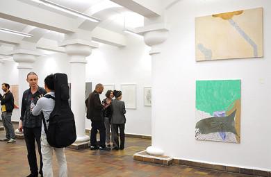 exhibitions Marco Kaufmann gallery parterre berlin
