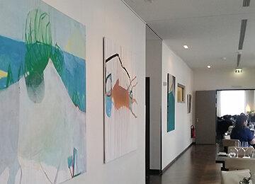 exhibition Marco Kaufmann Arcotel John F Berlin